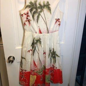 J. Crew Dresses - J. Crew Barbados Dress Sz. 4 Rare!